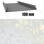 Потолок реечный Cesal S-100 Белый Мрамор 511 (3м), 1 шт.