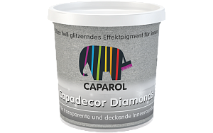 Пигмент Caparol Capadecor Diamonds Silber (75г)