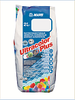 Затирка для швов Ultracolor Plus №100 Белый 2 кг